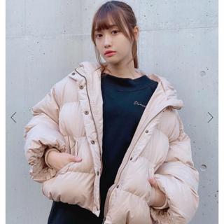 a.g.plus - ショート中綿ジャケット a.g.plus