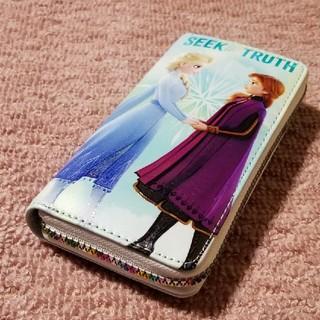 アナトユキノジョオウ(アナと雪の女王)のDisneyアナと雪の女王 長財布(キャラクターグッズ)