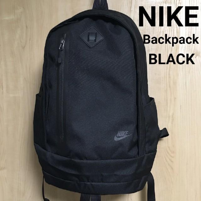 NIKE(ナイキ)の新品 NIKE リュック バックパック ユニセックス ブラック 黒 メンズのバッグ(バッグパック/リュック)の商品写真