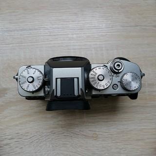 富士フイルム - FUJIFILM X-T3  ボディ シルバー メーカー保証長期有