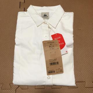 ルコックスポルティフ(le coq sportif)のルコック シャツ 新品 日本製(シャツ/ブラウス(長袖/七分))