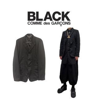 コムデギャルソン ブラック