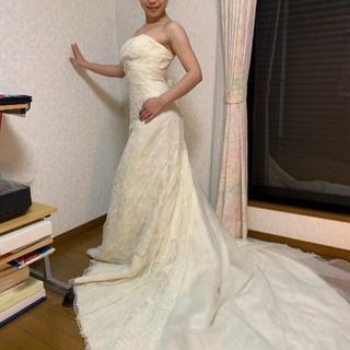 Vera Wang - スペイン製 インポート ウェディングドレス