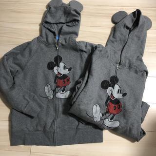 Disney - ディズニーランド ミッキーパーカー