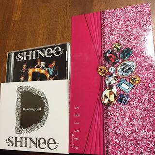 シャイニー(SHINee)のシャイニー ダズリングガール(K-POP/アジア)