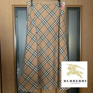 BURBERRY - Burberry☆ロングスカート