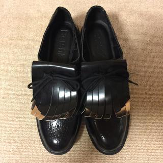 ベルシュカ(Bershka)の【人気】Bershka.厚底シューズ(ローファー/革靴)