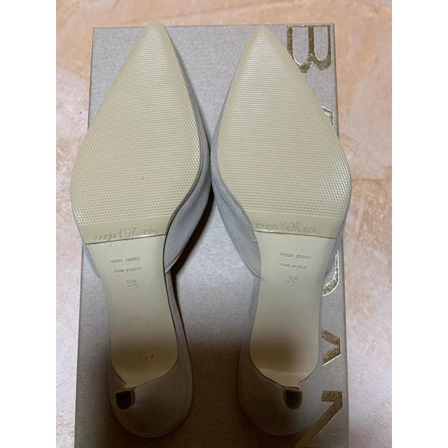 DEUXIEME CLASSE(ドゥーズィエムクラス)のDeuxieme  Classe  BALDAN  ミュール レディースの靴/シューズ(ミュール)の商品写真