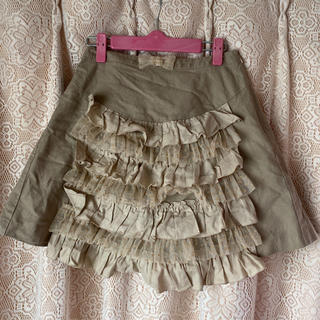 Emily Temple cute - エミリーテンプル フリルスカート