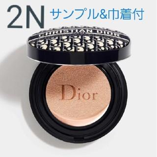 クリスチャンディオール(Christian Dior)の売約済みです。  dior ディオール クッション クッションファンデ 2N(ファンデーション)