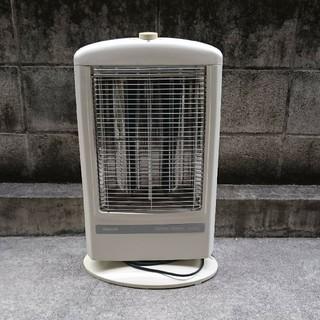ヤマゼン(山善)のYAMAZEN 電気ヒーター 900W 首ふりり機能付き(電気ヒーター)
