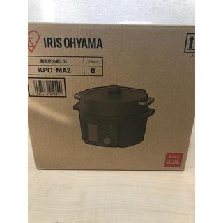 アイリスオーヤマ(アイリスオーヤマ)の新品 電気圧力鍋  2.2L 3合 アイリスオーヤマ (調理機器)