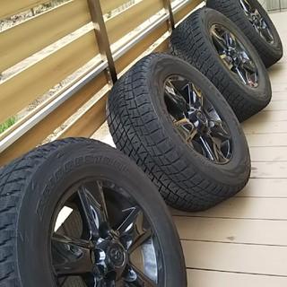 ブリヂストン(BRIDGESTONE)のランドクルーザー200 スタッドレスタイヤ ホイールセット(タイヤ・ホイールセット)