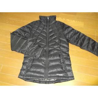 Columbia - コロンビアダウンジャケットMサイズ黒ライトダウン軽量オムニヒート