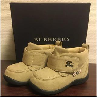 BURBERRY - バーバリー  BURBERRY  靴  13㎝