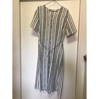 LOWRYS FARM - 夏用 羽織りワンピース