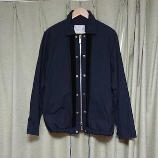 sacai - sacai17ss シャツジャケット