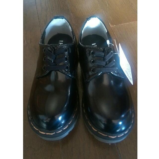 しまむら(シマムラ)のフォーマル シューズ キッズ/ベビー/マタニティのキッズ靴/シューズ(15cm~)(フォーマルシューズ)の商品写真