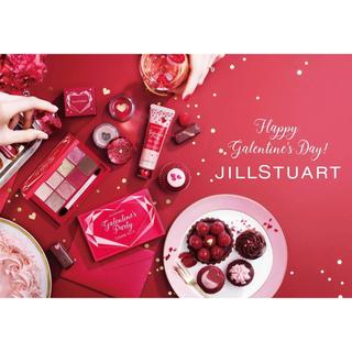 JILLSTUART - ジルスチュアート JILLSTUART 限定 バレンタイン 4点セット♡