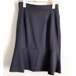 ラトータリテ(La TOTALITE)のバックフレアスカート(ひざ丈スカート)