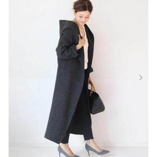 DEUXIEME CLASSE - adawas knit gawn グレー美品★Deuxieme Classe