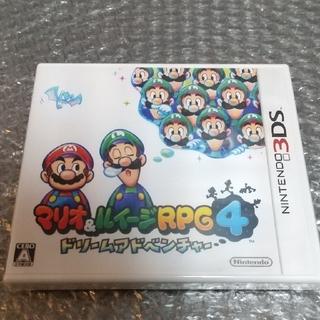ニンテンドー3DS - マリオ&ルイージRPG4 ドリームアドベンチャー 3DS