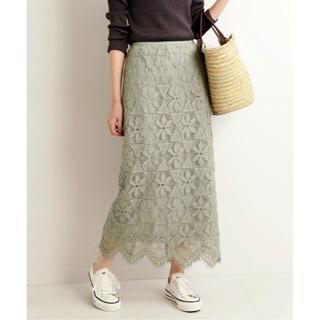 IENA - イエナ 新品 レースタイトスカート 36