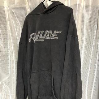 リックオウエンス(Rick Owens)のRHUDE パーカー T-Pablow着用モデル(パーカー)