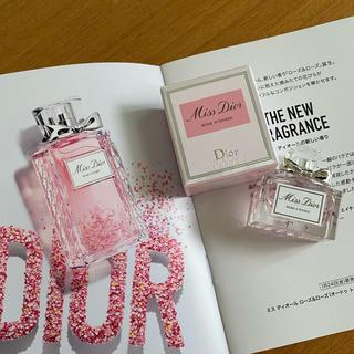 Dior - DIOR クリスチャンディオール ミスディオール ローズ&ローズ