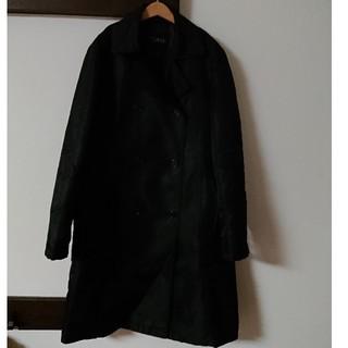 アレグリ(allegri)の三陽商会 アレグリ 中綿入りトレンチコート 黒(トレンチコート)