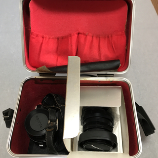 富士フイルム - レンズ2個セットMAMIYA ケース付 FUJICA G690 富士フィルム