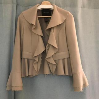 ダブルスタンダードクロージング(DOUBLE STANDARD CLOTHING)の美品 ダブルスタンダード ダブスタ ジャケット(チェスターコート)