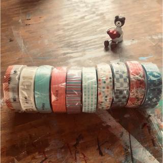 マスキングテープ 色々 10個セット