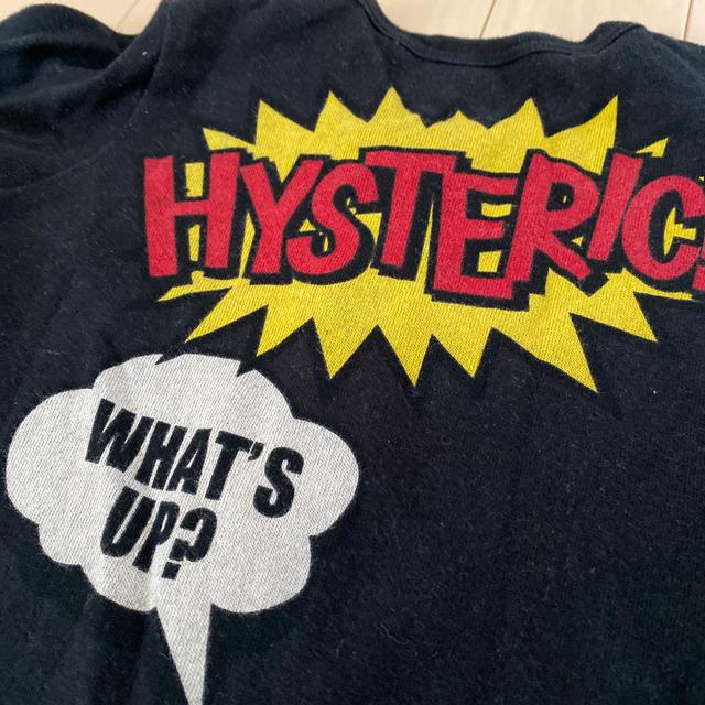 HYSTERIC MINI(ヒステリックミニ)の【専用】ヒスミニ ロンパース 70〜80 キッズ/ベビー/マタニティのベビー服(~85cm)(ロンパース)の商品写真