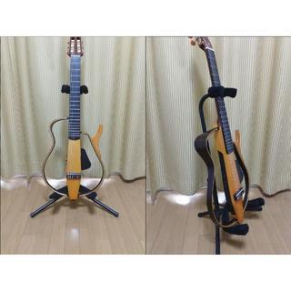 ヤマハ(ヤマハ)のヤマハ サイレントギター SLG120NW(クラシックギター)