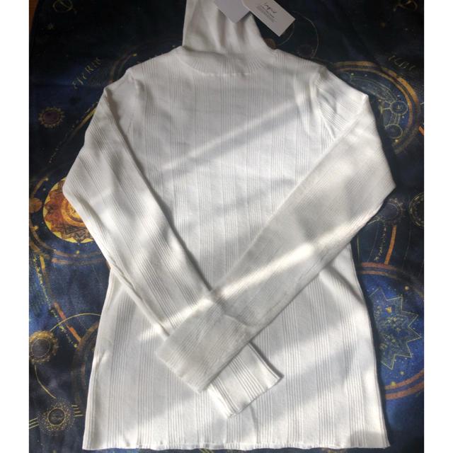 Ungrid(アングリッド)のタートルネック Ungrid レディースのトップス(カットソー(長袖/七分))の商品写真