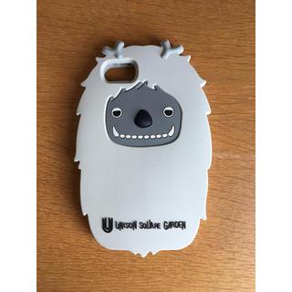 ユニゾンスクエアガーデン(UNISON SQUARE GARDEN)のデイルくんスマホケース(iPhone8)(iPhoneケース)