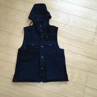 エンジニアードガーメンツ(Engineered Garments)のwoolrich woolen mills ベスト(ベスト)