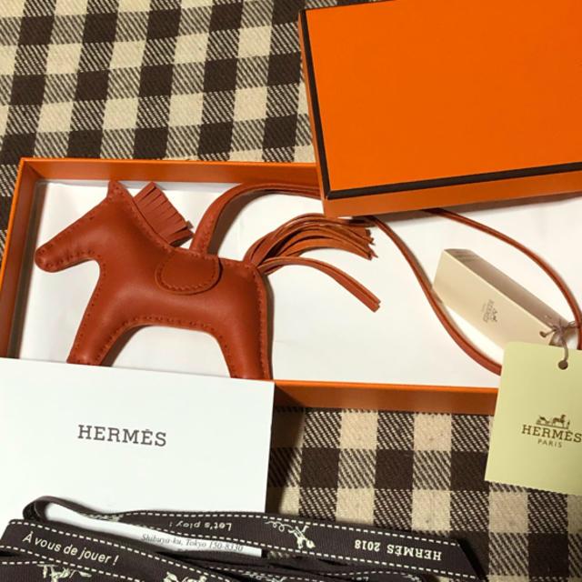 Hermes(エルメス)のHERMES エルメス 希少❗️単色ロデオチャーム 新品 レディースのアクセサリー(チャーム)の商品写真