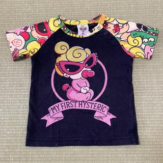 ヒステリックミニ(HYSTERIC MINI)の【専用】ヒスミニTシャツ+星柄ロンパース(Tシャツ)