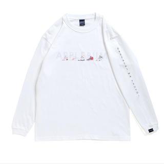 "APPLEBUM - 即完売【APPLE BUM】ワルモノ見参"" L/S T-shirt"