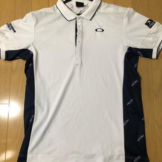 オークリー(Oakley)のOAKLEY ポロシャツ Mサイズ (ポロシャツ)