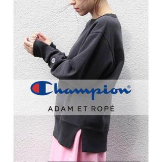 アダムエロぺ(Adam et Rope')のADAM ET ROPE' champion 別注 スウェット チャンピオン(トレーナー/スウェット)