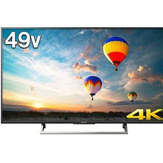 SONY - ソニー 49V型 液晶 KJ-49X8000E S 4K Android TV