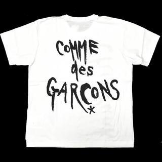 コムデギャルソン(COMME des GARCONS)の新品限定コムデギャルソン'闇市'blackmarket T-shirt(Tシャツ/カットソー(半袖/袖なし))