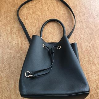 H&M - 【H&M】巾着型バッグ