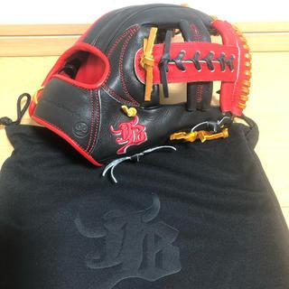 久保田スラッガー - 和牛JB 硬式 内野手 オーダー グラブ 68Labo ロクハチ野球工房 JB