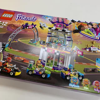 Lego - LEGO レゴ フレンズ ハートレイク グランプリ 41352