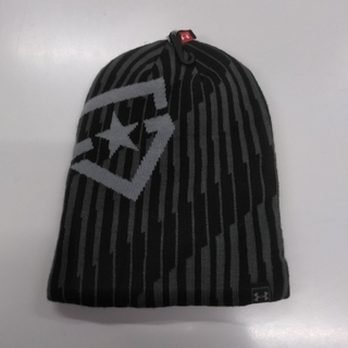 アンダーアーマー(UNDER ARMOUR)の新品 アンダーアーマー ニット キャップ 帽子 野球 ベースボール(ニット帽/ビーニー)