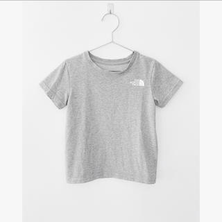 THE NORTH FACE - THE NOTH FACE キッズ  ロゴ Tシャツ